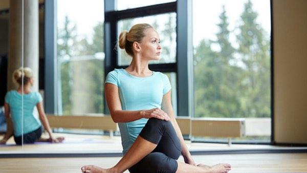 yoga per rilassarsi